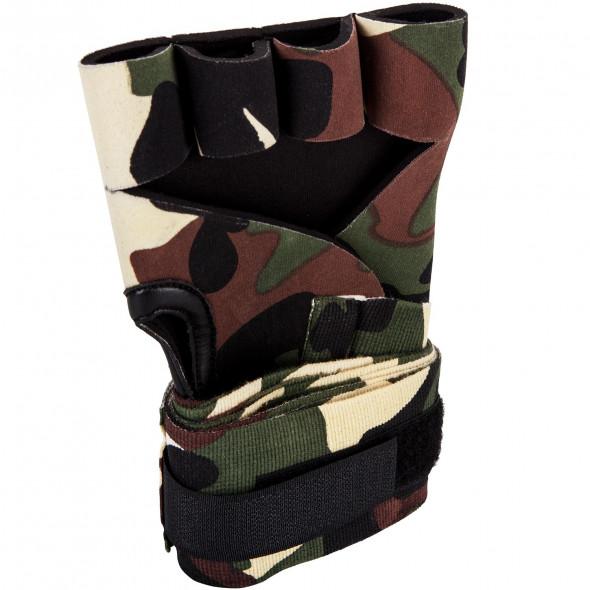 Venum Kontact Gel Glove Wraps - Forest Camo