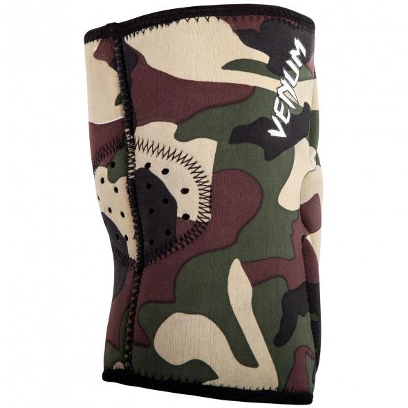 Venum Kontact Gel Knee Pad - Forest Camo