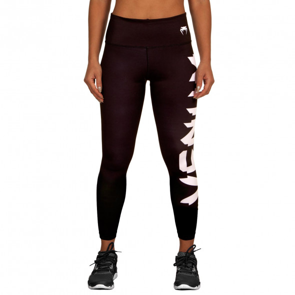 Venum Giant Leggings - Black/White - For Women