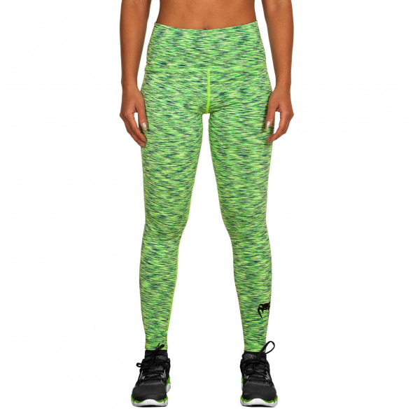 Venum Heather Legging - Heather Blue/Green - For Women