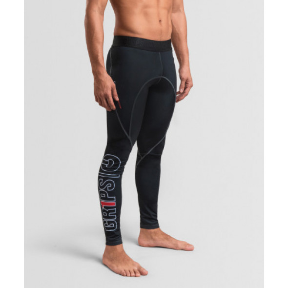 Pantalon de compression Grips Night Camo