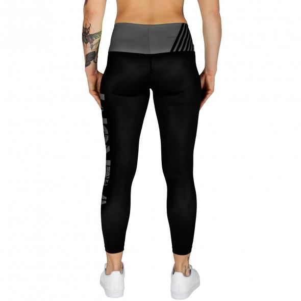 Venum Power Leggings - Grey/Black - For Women