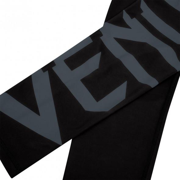 Venum Giant Leggings Crops - Black/Grey - For Women