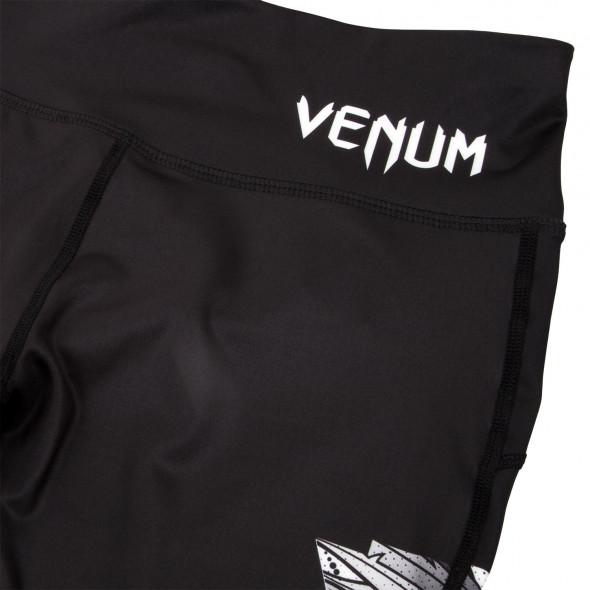 Venum Phoenix Leggings Crops - Black/White - For Women