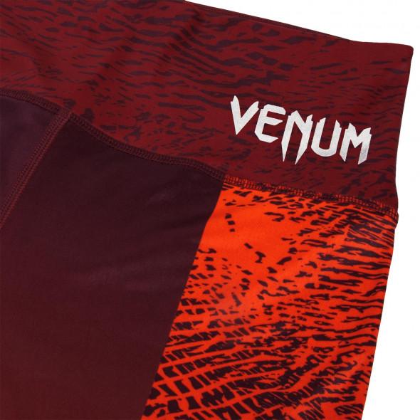 Venum Dune Leggings Crops - Orange