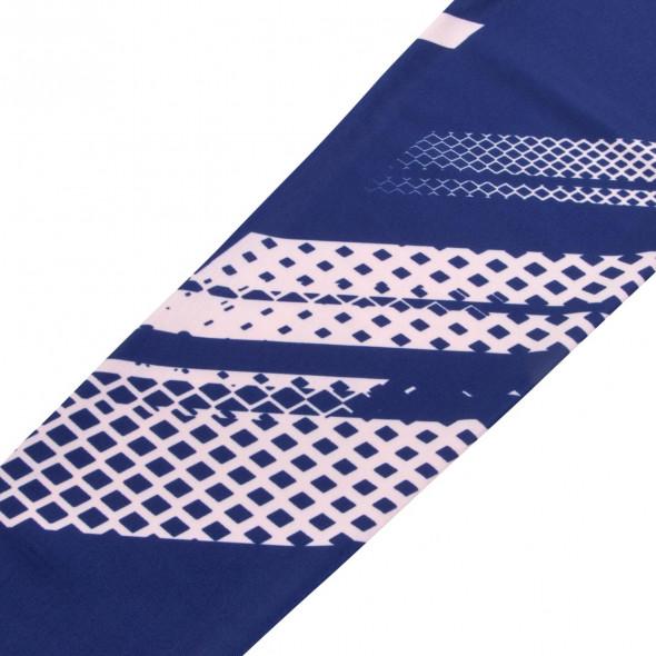 Venum Rapid Leggings Crops - Navy Blue/Coral