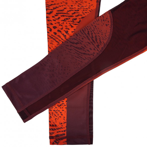 Venum Dune Leggings - Orange