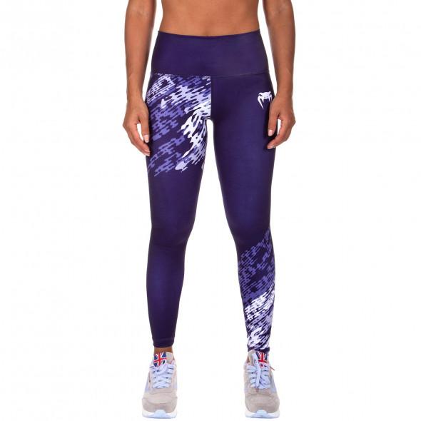 Venum Neo Camo Leggings - Dark purple