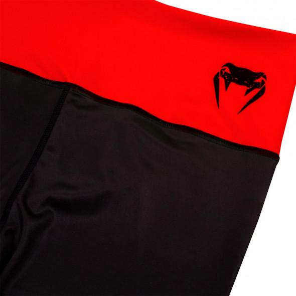 Venum Power Leggings - Black/Red - For Women