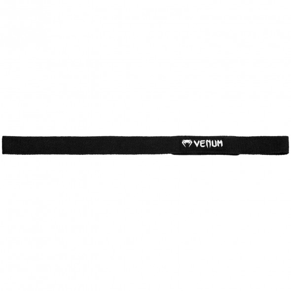 Venum Hyperlift Lifting Straps (Pair) - Black