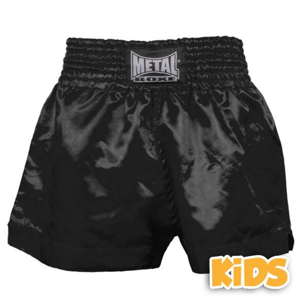 Métal Boxe Thai Boxing short for children