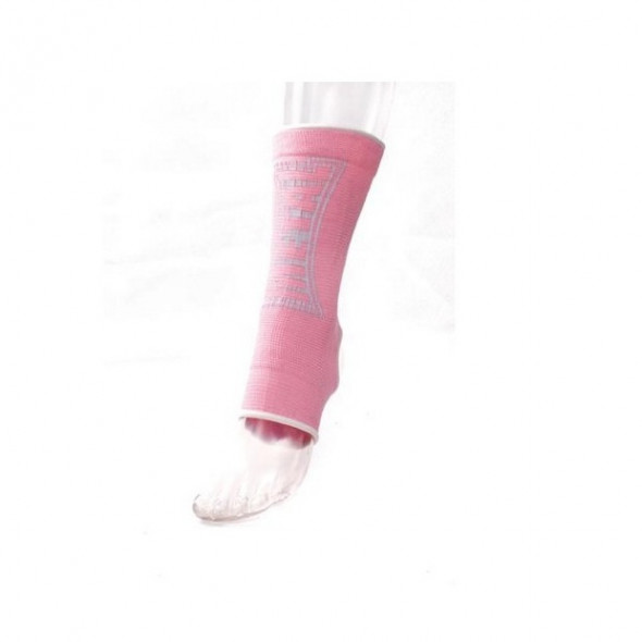 Metal Boxe Ankle pad elastic cotton  - Pink