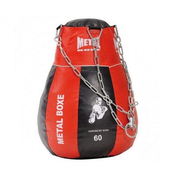 Metal Boxe Uppercut speed bag  - Full