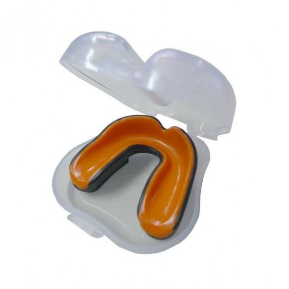 Protege-dents Junior Gel Metal Boxe - Black