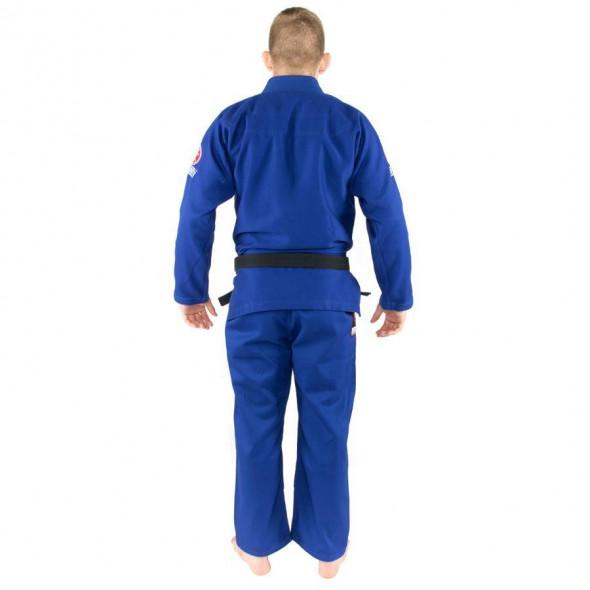 Kimono de JJB Tatami Fightwear Nova Minimo 2.0 - Bleu