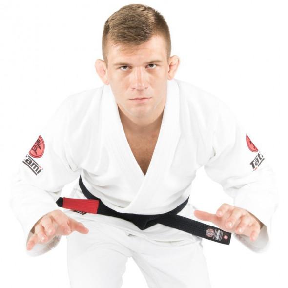 Kimono de JJB Tatami Fightwear Nova Minimo 2.0 - Blanc