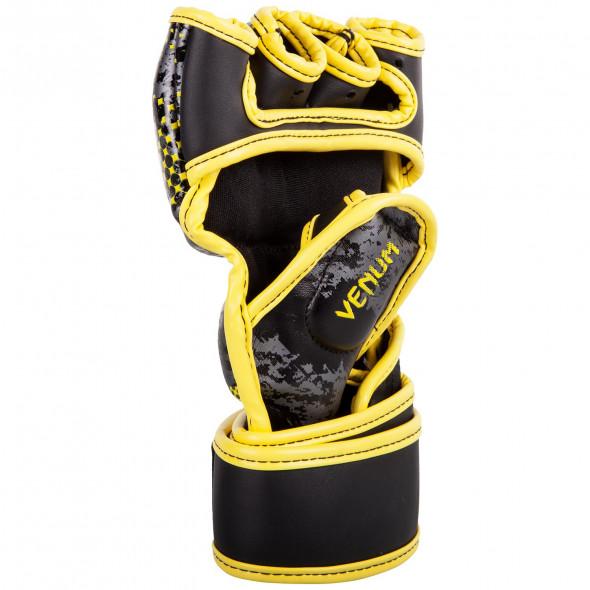 Venum Tramo MMA Gloves - Limited Edition - Black/Yellow