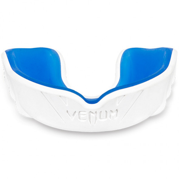 "Venum ""Challenger"" Mouthguard - Ice/Blue"