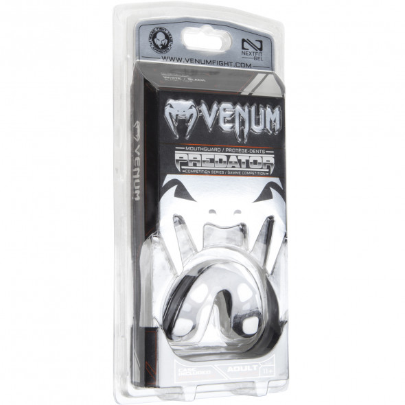 "Venum ""Predator"" Mouthguard - Ice/Black"
