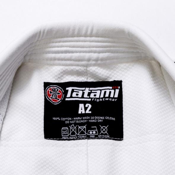 Gi JJB Tatami NOVA 2015 - Blanc