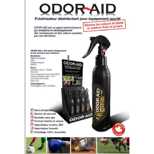 Spray Odor Aid Excellerator