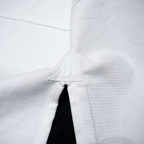 Veste d'Aïkido Seido - Blanc - Épaisseur simple (Japon)