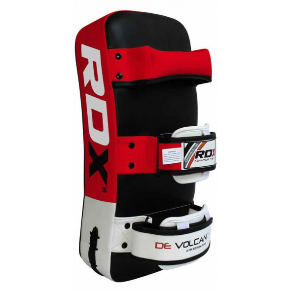 Pao de boxe courbé RDX Sports - Noir/Rouge