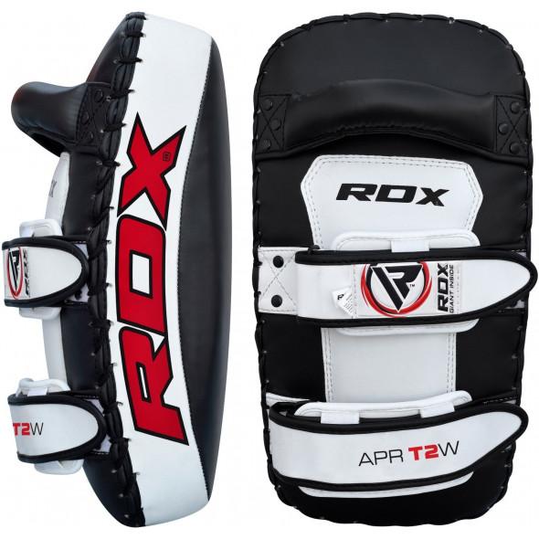 Pao de boxe RDX Sports - Noir/Blanc