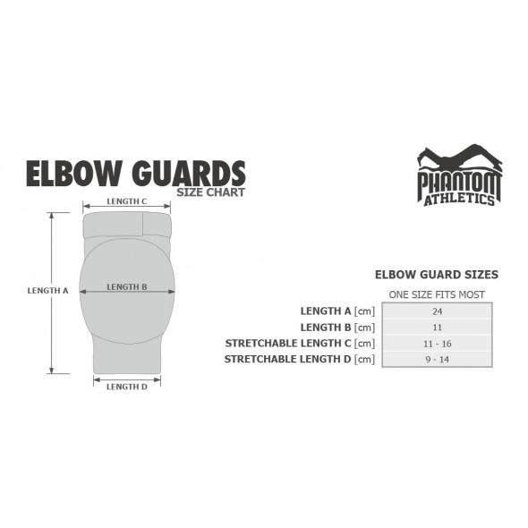 Phantom Athlétics Elbow pads  Impact