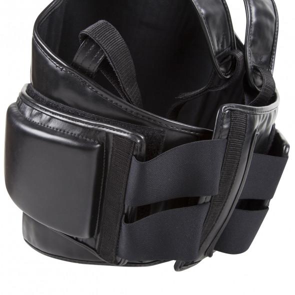"Venum Elite ""Body Protector"" Shield - Black/Ice/Red"