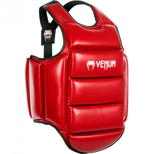 Venum Karate Body Protector Reversible - Blue/Red