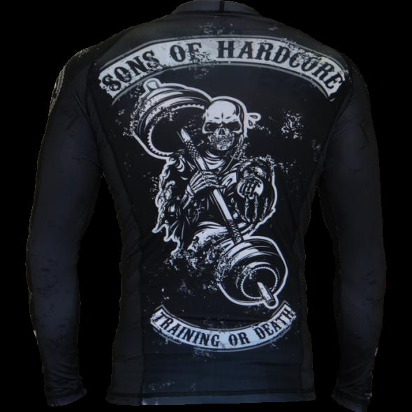 Rashguard Hardcore Wear Sons of hardcore