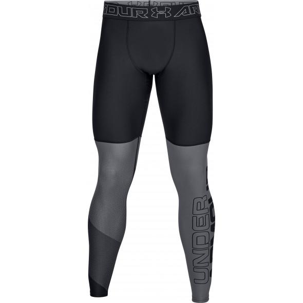 Pantalon de compression Under Armour Microthread Vanish - Noir