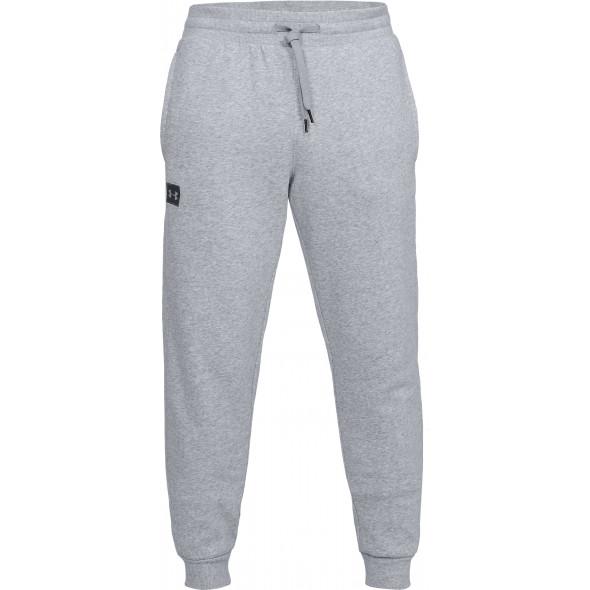 Pantalon de Jogging Under Armour Rival Fleece - Gris