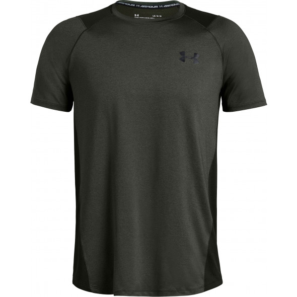 T-shirt Under Armour MK-1 - Vert