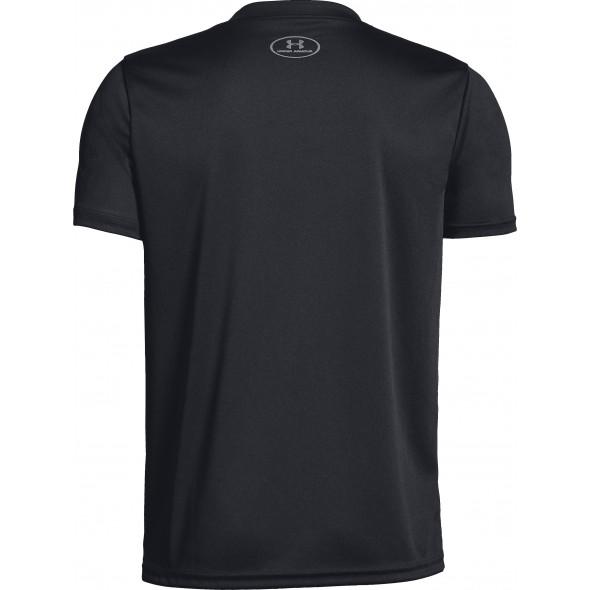 T-shirt Enfant Under Armour Tech Big Logo - Noir