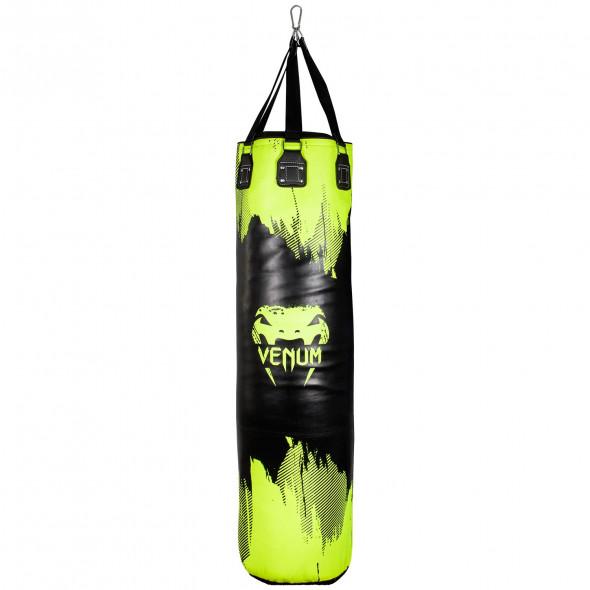 Venum Hurricane Punching Bag 2.0 - Neo Yellow/Black-130cm