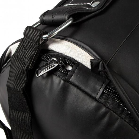 Venum Dragon's Flight Heavy Bag - Black/White - Filled - 130cm