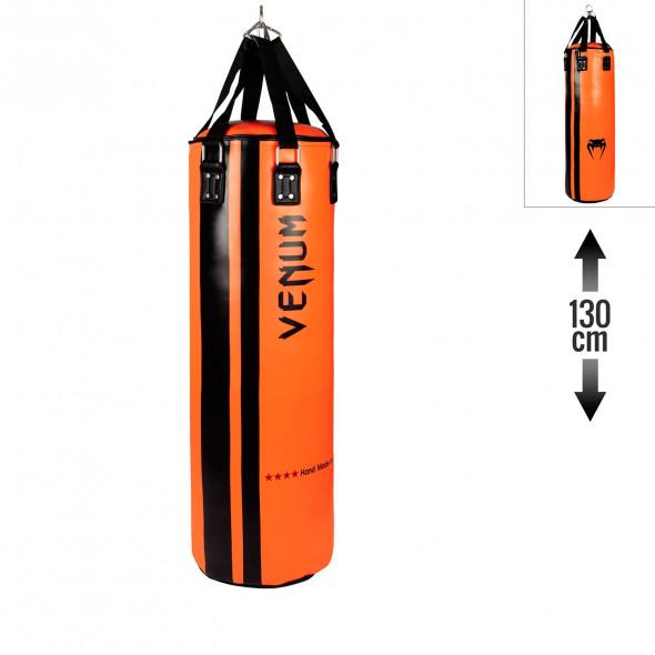 Venum Hurricane Punching Bag - 130 cm - Filled - Orange