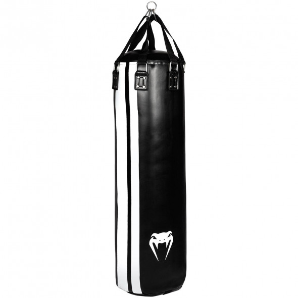 Venum Hurricane Punching Bag Black - New PU - Filled