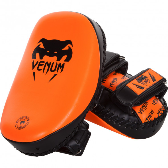 Venum Light Kick Pad - Skintex Leather (Pair)