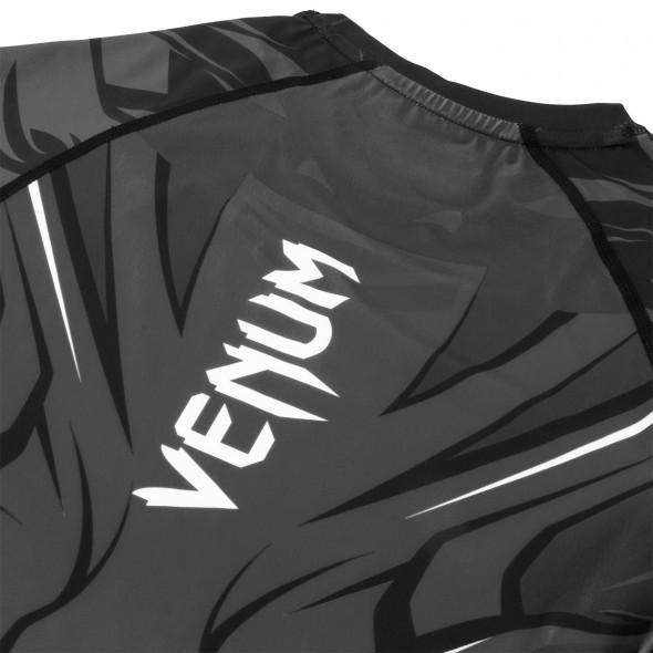 Venum Bloody Roar Rashguard - Short Sleeves - Grey