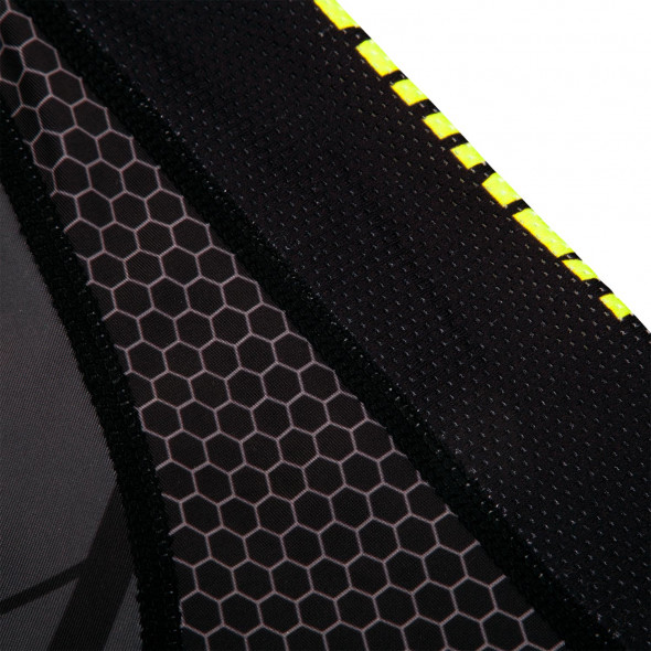 Venum Technical 2.0 Rashguard - Short Sleeves - Black/Yellow