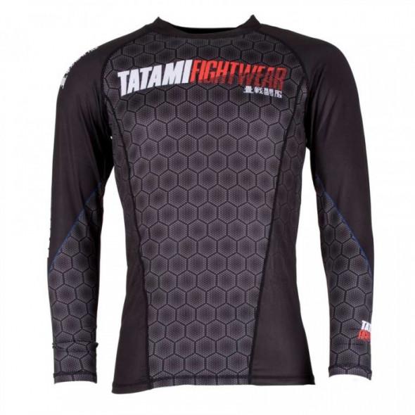 Rashguard Tatami Fightwear Essentials Hexagon