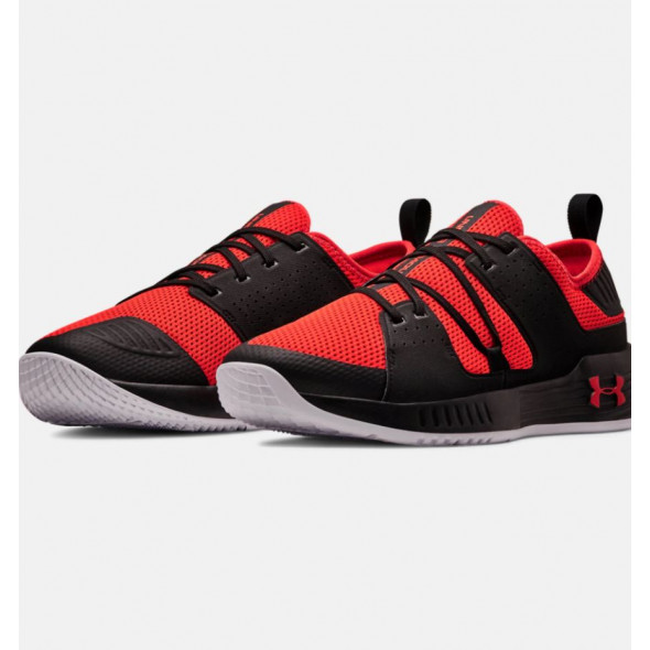 Chaussures d'entraînement Under Armour Showstopper - Rouge
