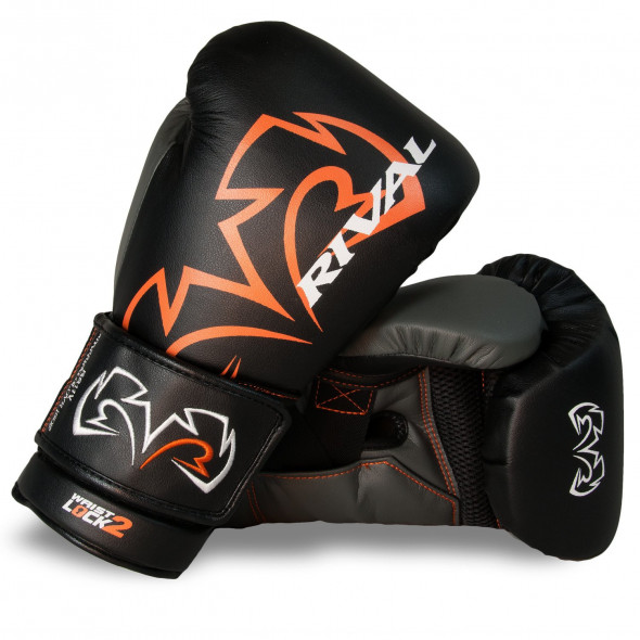 Gants de Boxe Rival Evolution Sparring - Noir