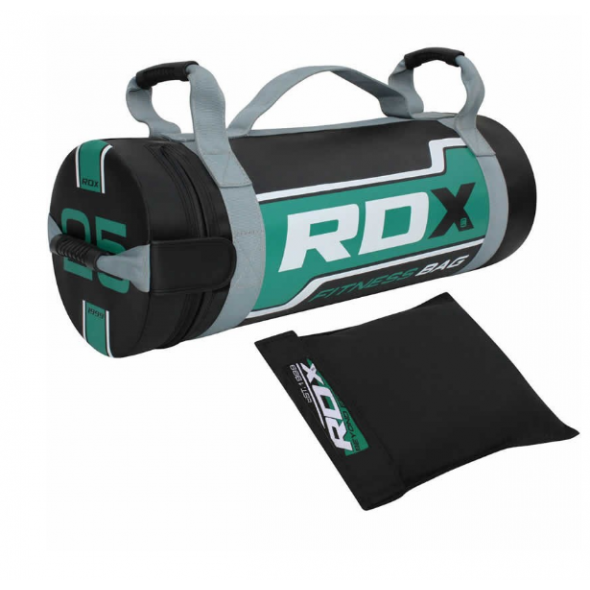 Sac lesté (power bag) RDX Sports Leather X - 25 kg