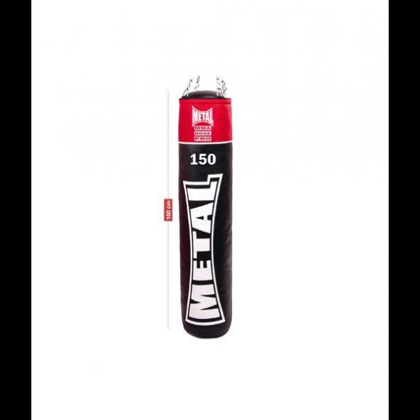 Metal Boxe Punching bag  PU 150 cm Full