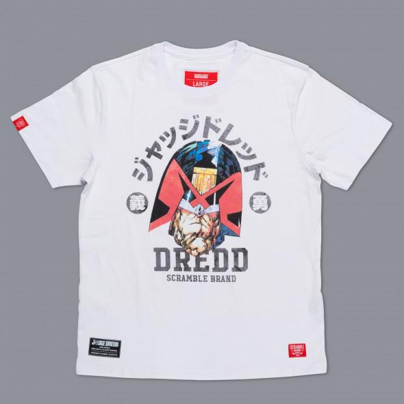 T-shirt Scramble x Judge Dredd - Dredd Head