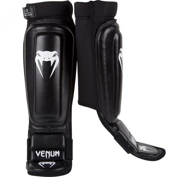 Venum 360 MMA Shinguards - Black